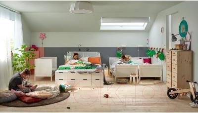 Комод Ikea Нордли 390.213.08 (белый)