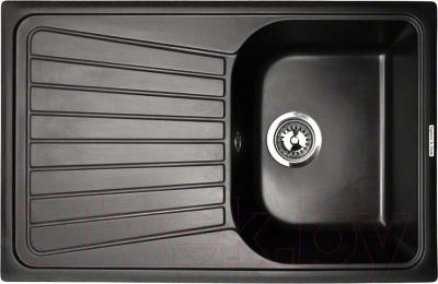 Мойка кухонная Zigmund & Shtain Klassisch 790 (темная скала)
