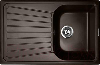 Мойка кухонная Zigmund & Shtain Klassisch 790 (швейцарский шоколад)