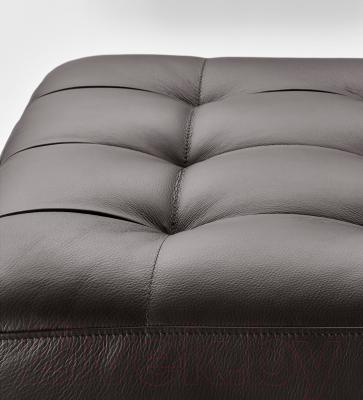 Банкетка Ikea Ландскруна 390.318.21 (темно-коричневый/дерево)