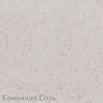 Мойка кухонная Zigmund & Shtain Kreis OV 770B (каменная соль)