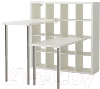 Письменный стол Ikea Каллакс 390.465.54 (белый)