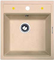 Мойка кухонная Zigmund & Shtain Platz 465 (топленное молоко) -