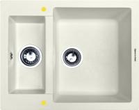 Мойка кухонная Zigmund & Shtain Rechteck 600.2 (индийская ваниль) -