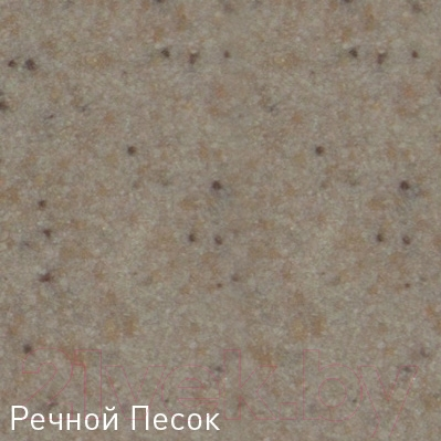 Мойка кухонная Zigmund Shtain Rechteck 600.2 (речной песок)