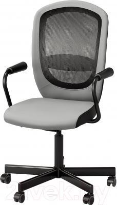 Кресло офисное Ikea Флинтан / Номинель 391.224.73