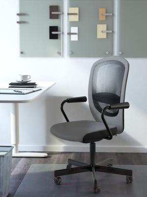 Кресло офисное Ikea Флинтан / Номинель 391.224.73 - в интерьере