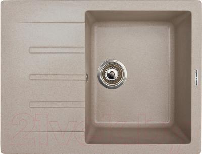 Мойка кухонная Zigmund & Shtain Rechteck 645 (осенняя трава)