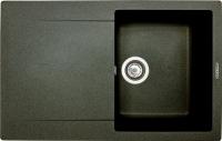 Мойка кухонная Zigmund & Shtain Rechteck 775 (темная скала) -