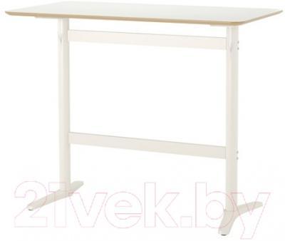 Барный стол Ikea Бильста 391.287.00 (белый/белый)