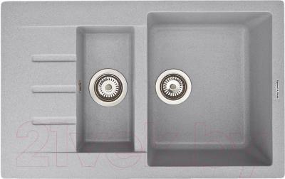 Мойка кухонная Zigmund & Shtain Rechteck 775.2 (млечный путь)