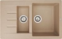 Мойка кухонная Zigmund & Shtain Rechteck 775.2 (осенняя трава) -