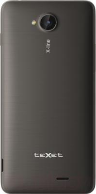 Смартфон TeXet X-line ТМ-5006 (серый)