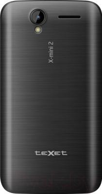 Смартфон TeXet X-mini TM-3500 (черный)