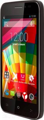 Смартфон TeXet X-quad ТМ-4503 (черный)