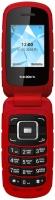 Мобильный телефон TeXet TM-104 (красный) -