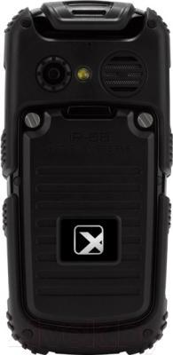 Мобильный телефон TeXet TM-500R (черный)