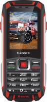 Смартфон TeXet TM-515R X-signal (черный/красный) -