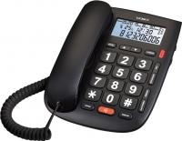 Проводной телефон TeXet TX-260 (черный) -