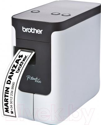 Термопринтер Brother PT-P700