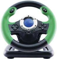 Игровой руль Sven Drift SV-063010 (зеленый/черный) -