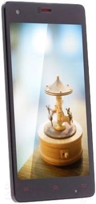 Смартфон DEXP Ixion ES250 Rage (черный)