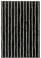 Ковер Ikea Гёрлёсе 503.208.48 (черный/белый) -