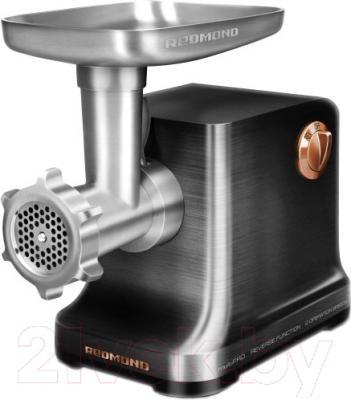 Мясорубка электрическая Redmond RMG-CBM1225 (хром/бронза)