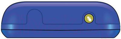 Мобильный телефон Oysters Kursk (синий)