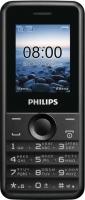 Мобильный телефон Philips Xenium E103 (черный) -