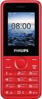 Мобильный телефон Philips Xenium E103 (красный) -