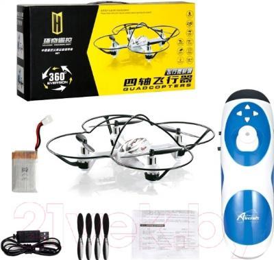 Радиоуправляемая игрушка Huan Qi Квадрокоптер HQ887B