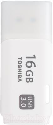 Usb flash накопитель Toshiba U301 White 16GB (THN-U301W0160E4)