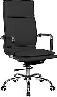 Кресло офисное Седия City (черный) -