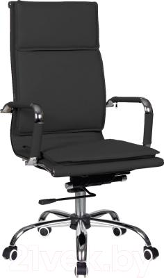 Кресло офисное Седия City (черный)