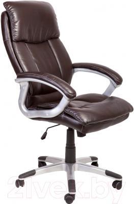 Кресло офисное Седия Dominic (коричневый)