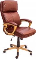 Кресло офисное Седия Felix (коричневый) -