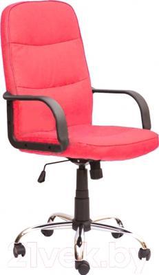 Кресло офисное Седия Manager CN (красный)