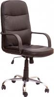 Кресло офисное Седия Manager CN (черный) -