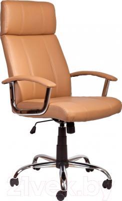 Кресло офисное Седия Messina (бежевый)