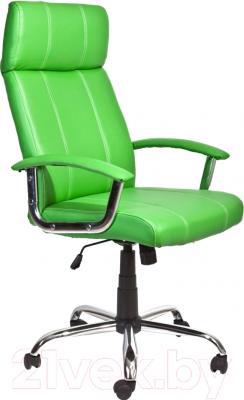 Кресло офисное Седия Messina (зеленый)