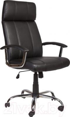 Кресло офисное Седия Messina (черный)
