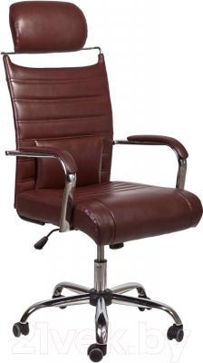 Кресло офисное Седия Venecia (коричневый)