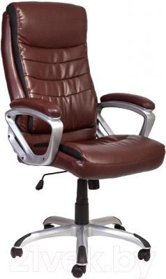 Кресло офисное Седия Konstantin (коричневый/черный)