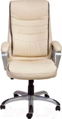 Кресло офисное Седия Konstantin (кремовый/серый)