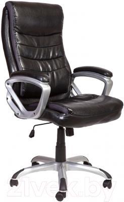 Кресло офисное Седия Konstantin (черный/серый)