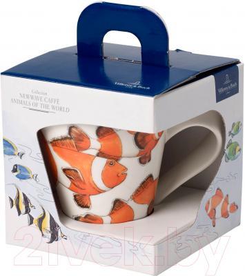 Чашка Villeroy and Boch NewWave Caffe Clownfish (0.3л) - упаковка