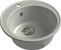 Мойка кухонная GranFest-Eco Eco-08 (серый) -