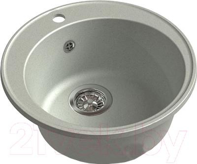 Мойка кухонная GranFest-Eco Eco-08 (серый)
