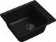 Мойка кухонная GranFest-Eco Eco-17 (черный) -